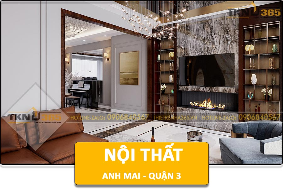 NT - ANH MAI QUẬN 3